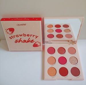 Colourpop Strawberry Shake Eyeshadow Palette New!